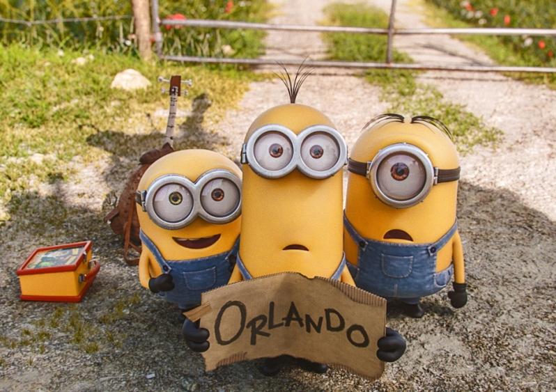 Foto: Minions Movie Online