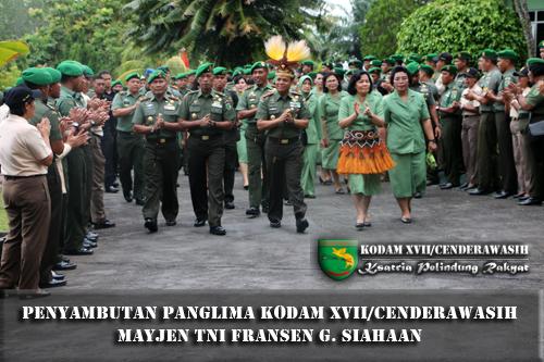 Foto: Kodam 17 Cendrawasih