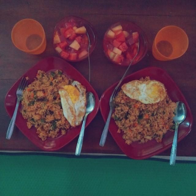 nasi goreng jawa (muthe)