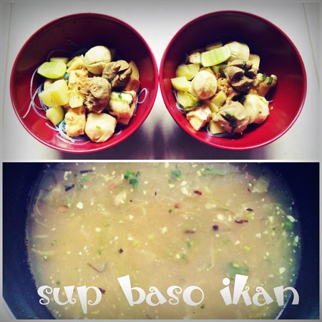 sup baso ikan