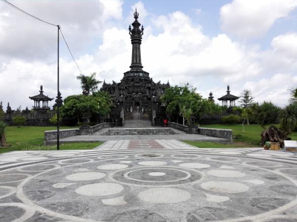 Monumen Bajra Sandhi, Denpasar (1)