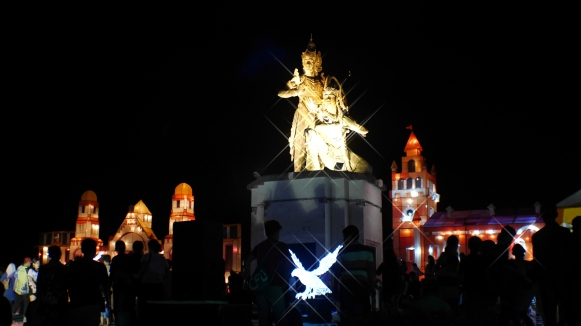 Patung Kresna Arjuna