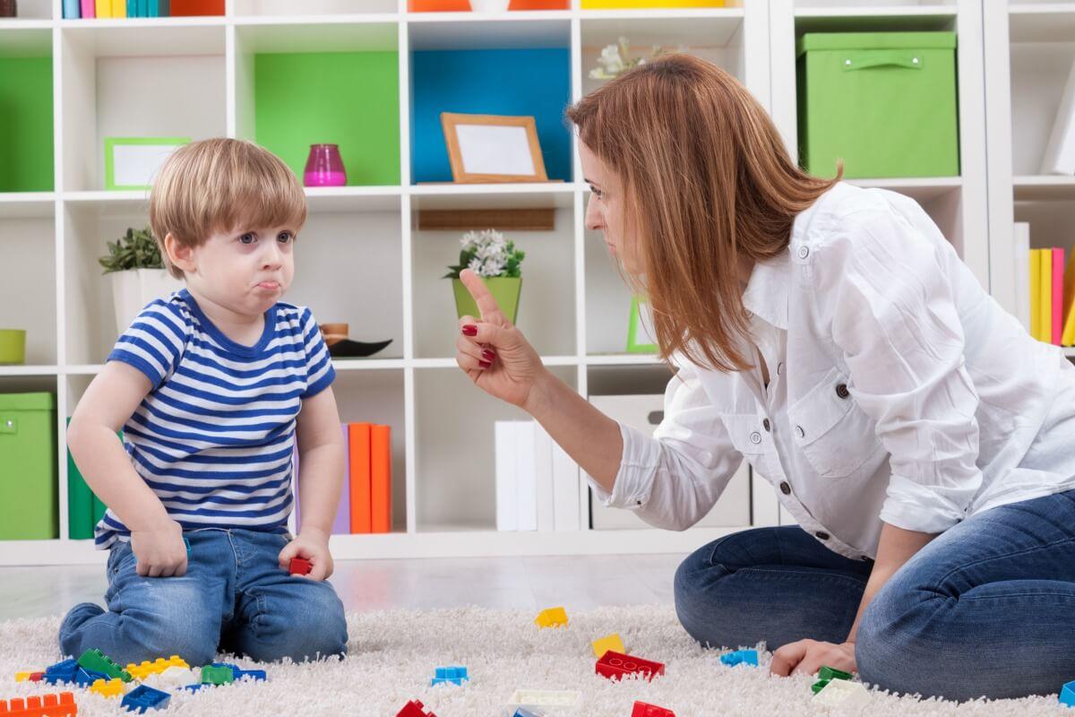 mengontrol anak