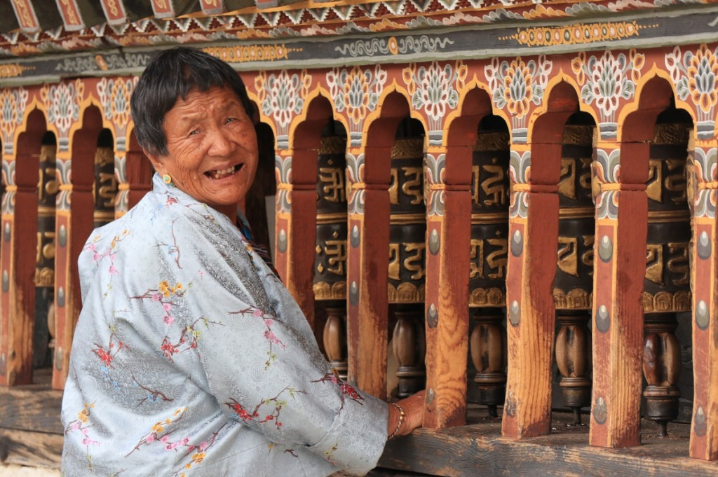 masyarakat bhutan