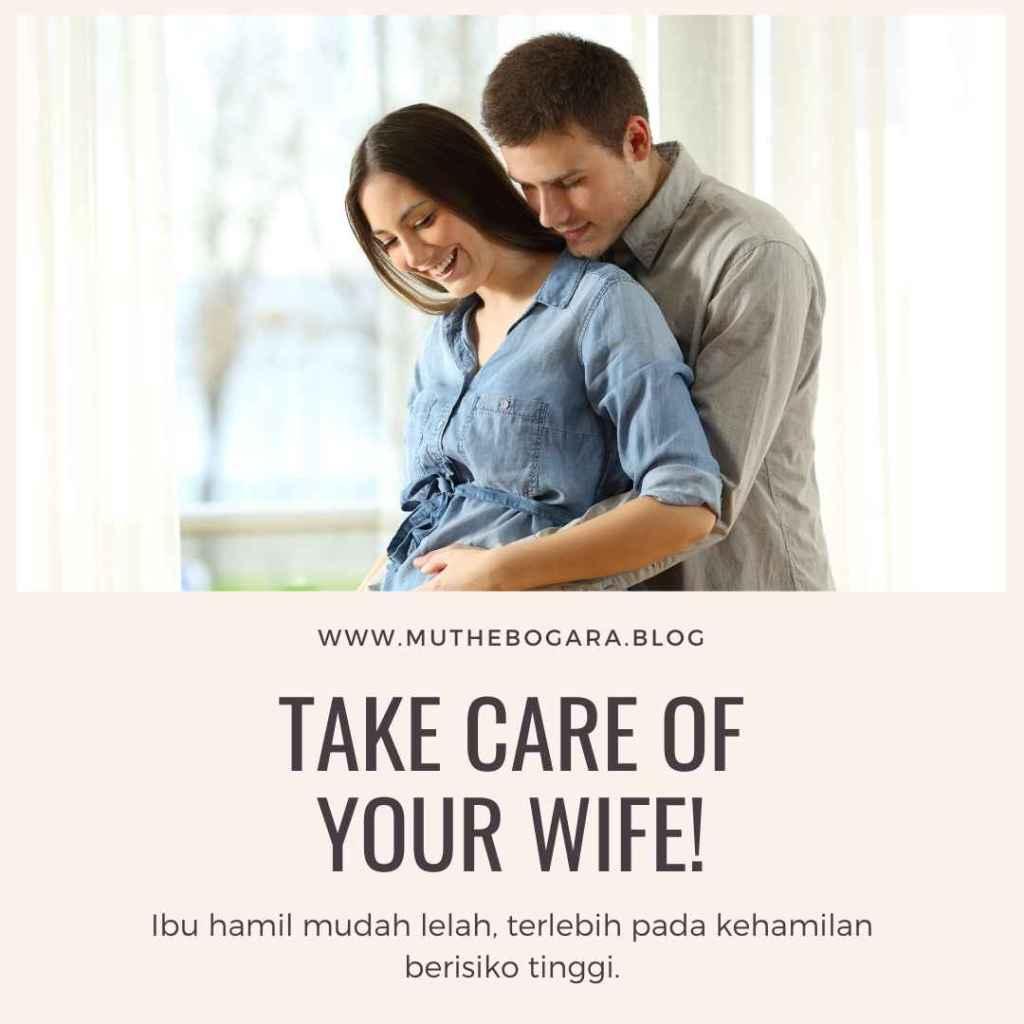 istri hamil