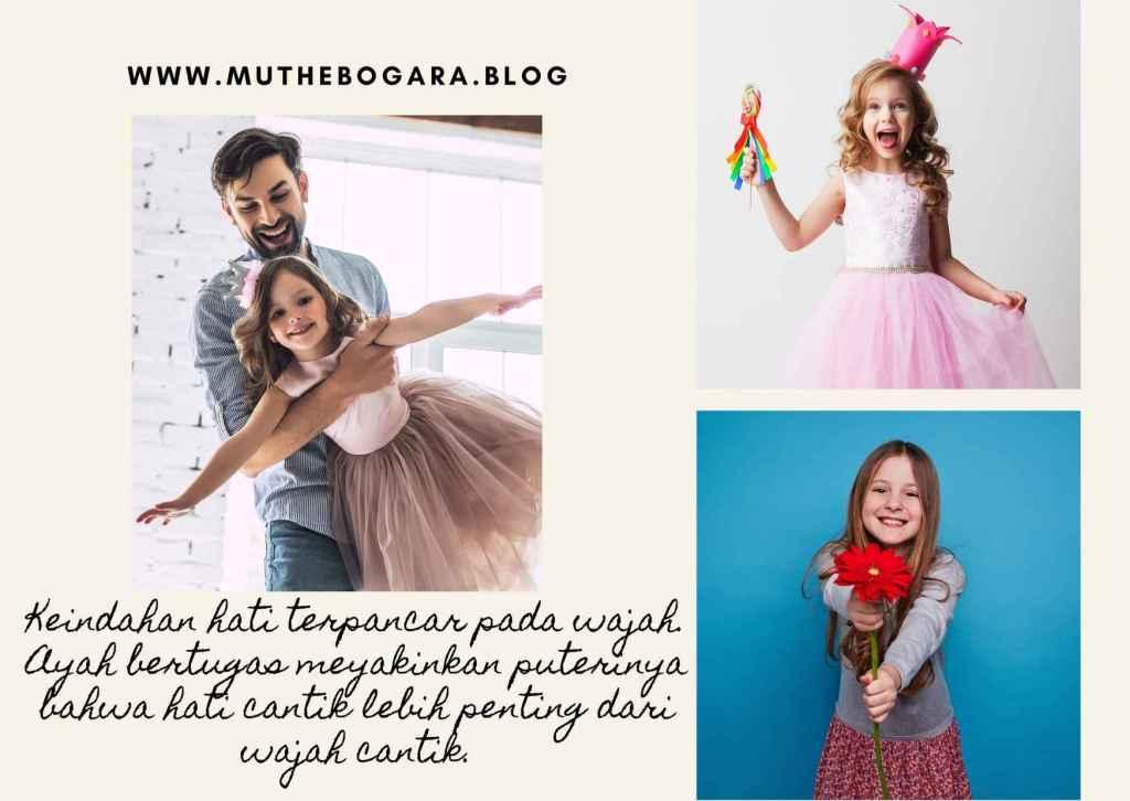 ayah dan anak perempuan