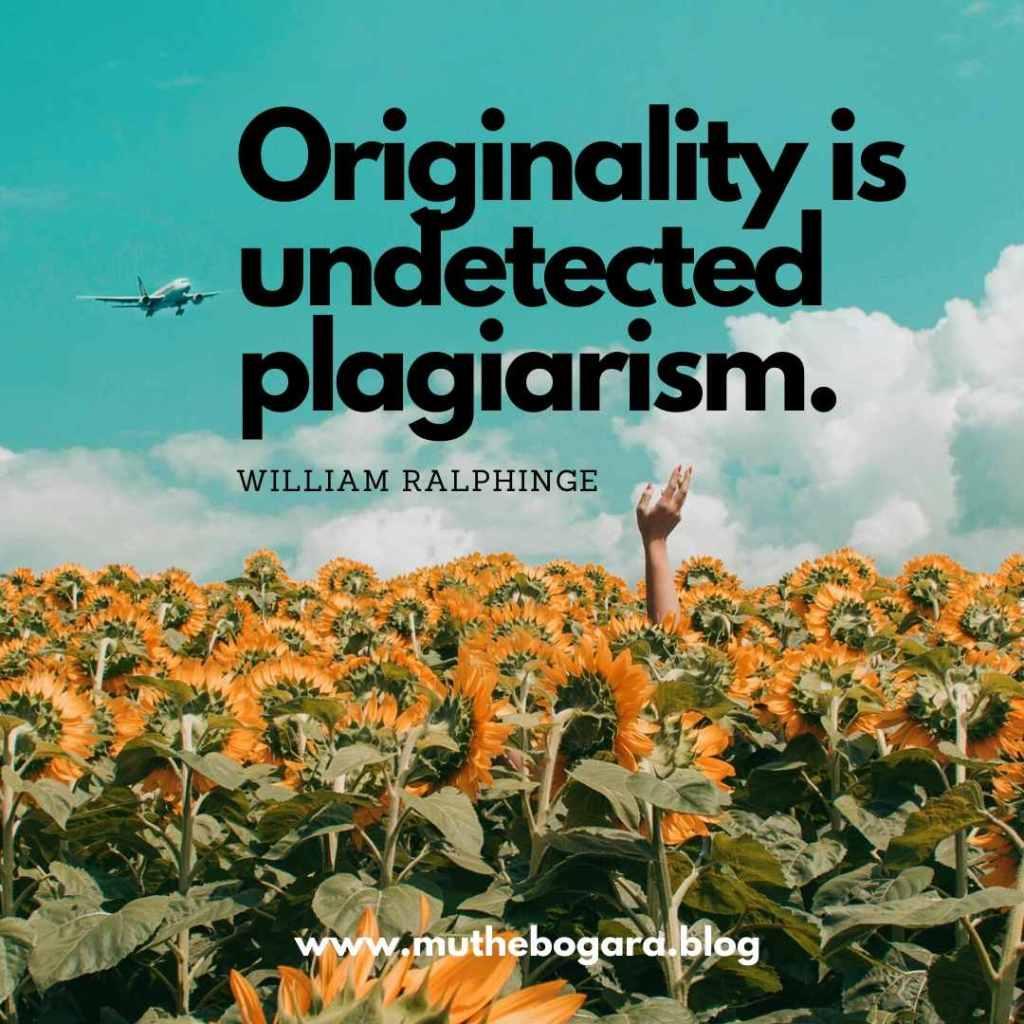 plagiarisme