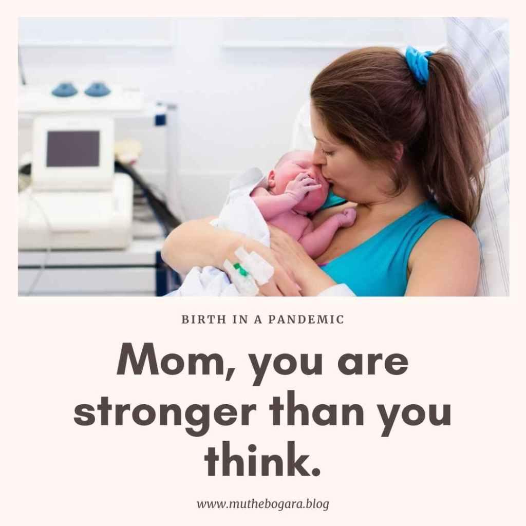 ibu melahirkan