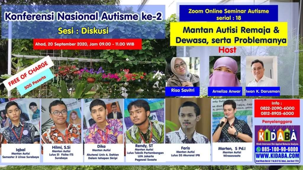 seminar nasional autisme
