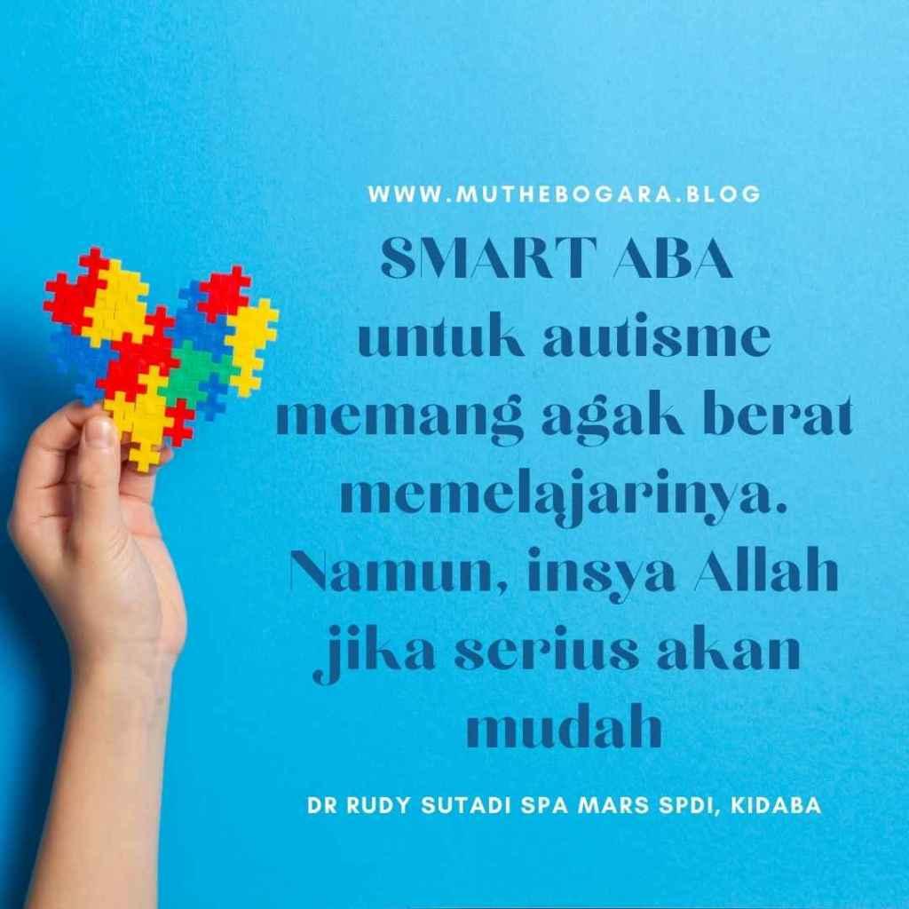 Smart ABA untuk anak autis