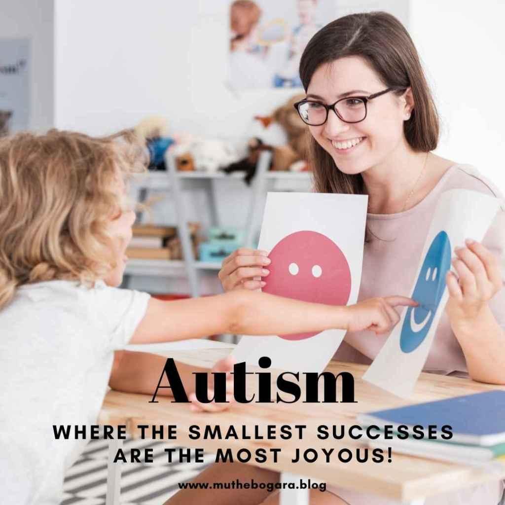 stimming anak autis
