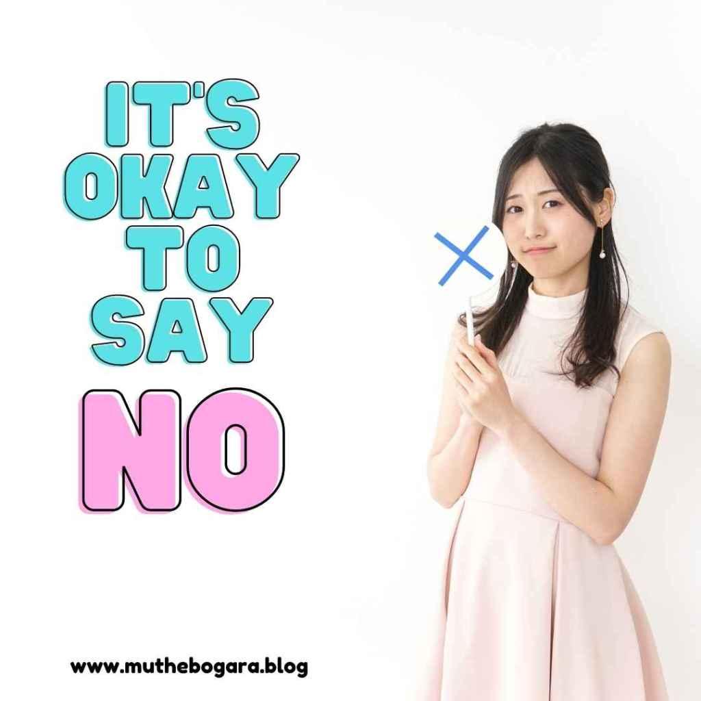 katakan tidak