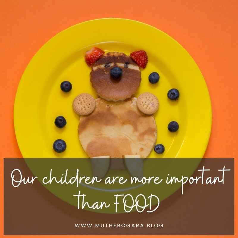 diet anak autisi