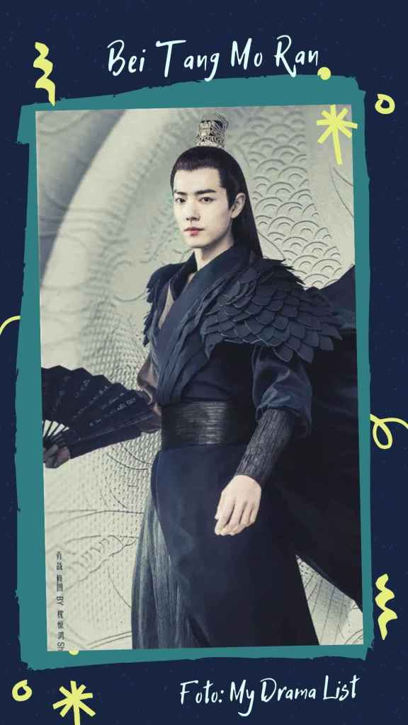 bei tang mo ran oh my emperor