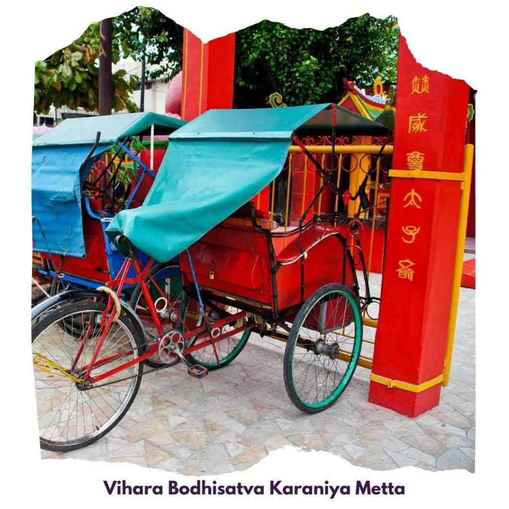 Vihara Bodhisatva Karaniya Metta