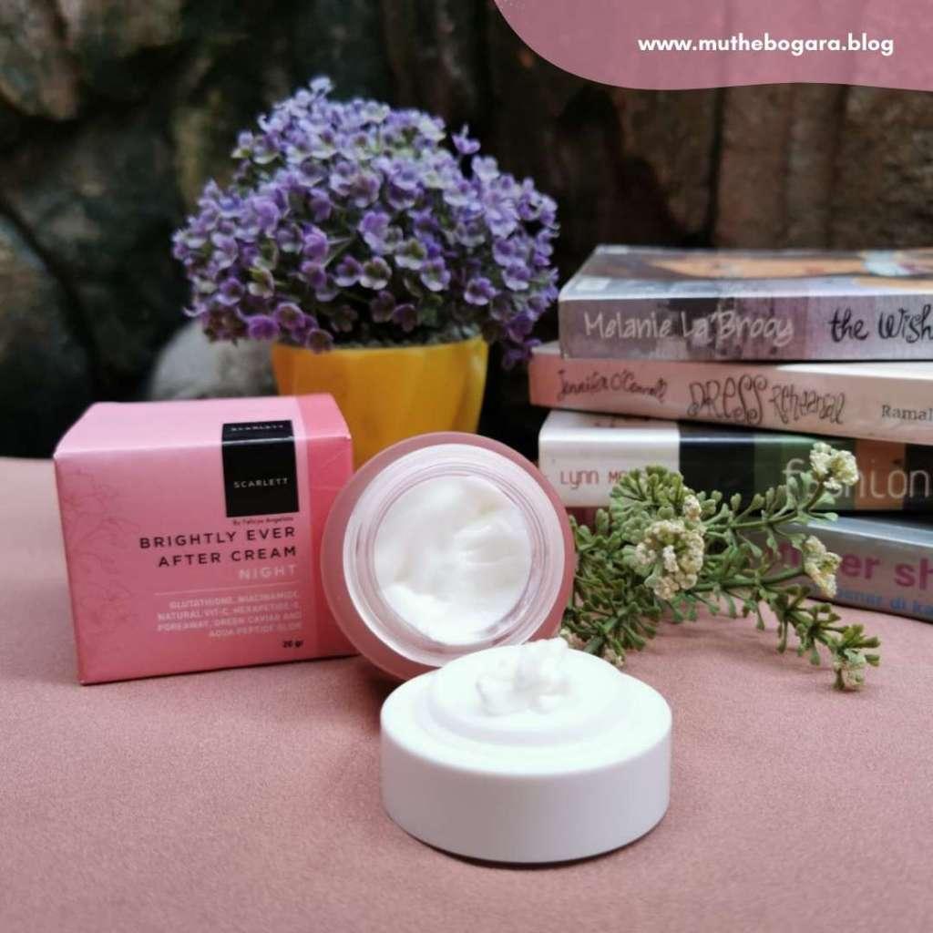review cream scarlett whitening bpom