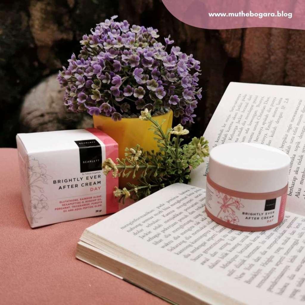 kegunaan cream scarlett whitening