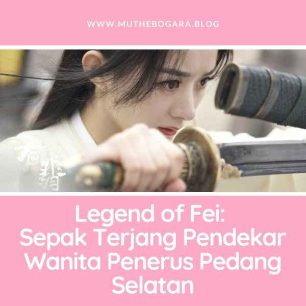 legend of fei review