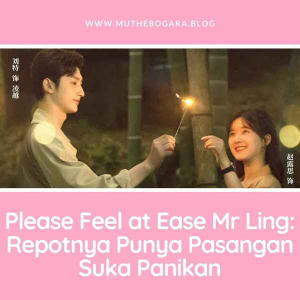 please feel at ease mr ling review