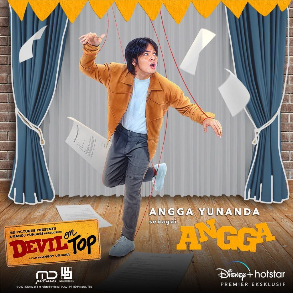 devil on top review