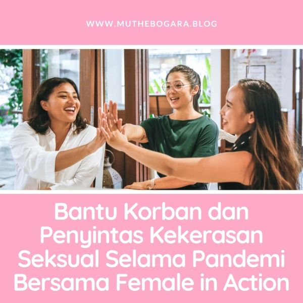 female in action