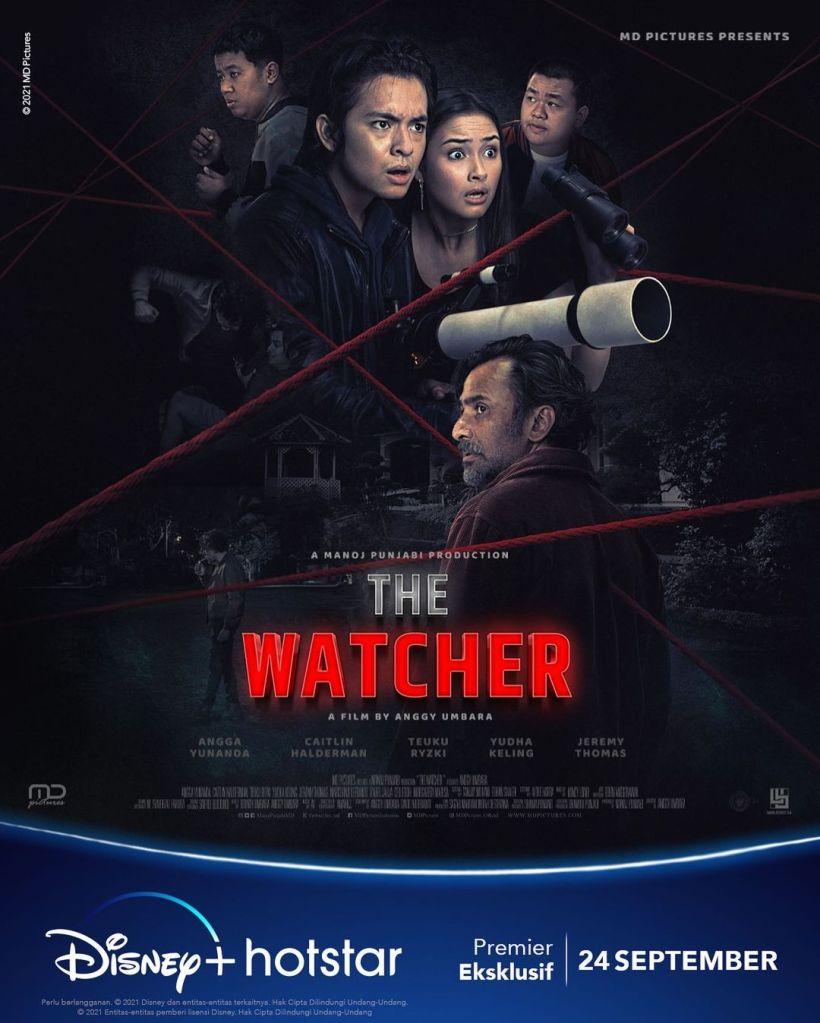 the watcher angga yunanda